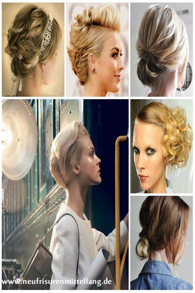 2016 Französisch Twist Frisuren   frisuren mittellang , frisuren halblang , frisuren kurz