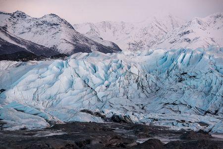 Matanuska Glacier, AK Photo by EDUARDO SANTANA -- National Geographic Your Shot