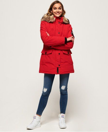 Superdry Ashley Everest Jacket   Outfits   Jackets, Winter Coat ... 0ab9e4a5a1