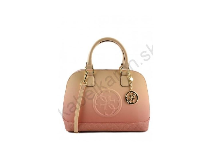 Kabelka GUESS Amy medium satchel Bag - kabelkaren.sk
