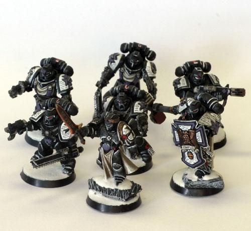 Black Templar Troop