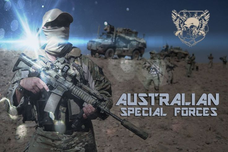Australian Special Forces SASR: The Special Air Service Regiment, officially abbreviated SASR though commonly known as the SAS, is an elite special operation...