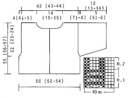 South Bay - Sweterek z krótkim rękawem DROPS ze ściegiem ażurowym z włóczki Safran. - Free pattern by DROPS Design