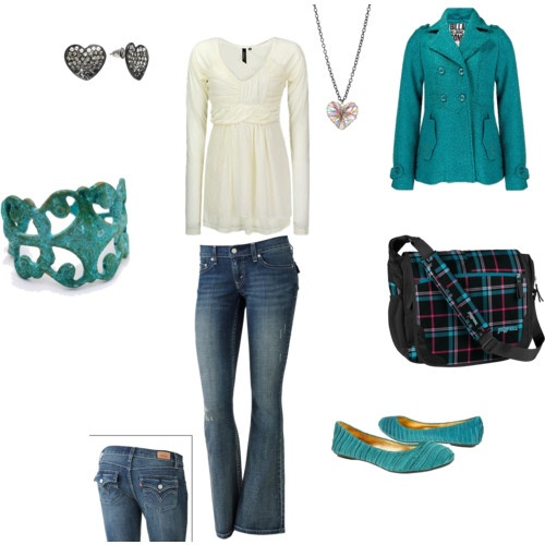 Comfy/stylish teal outfit