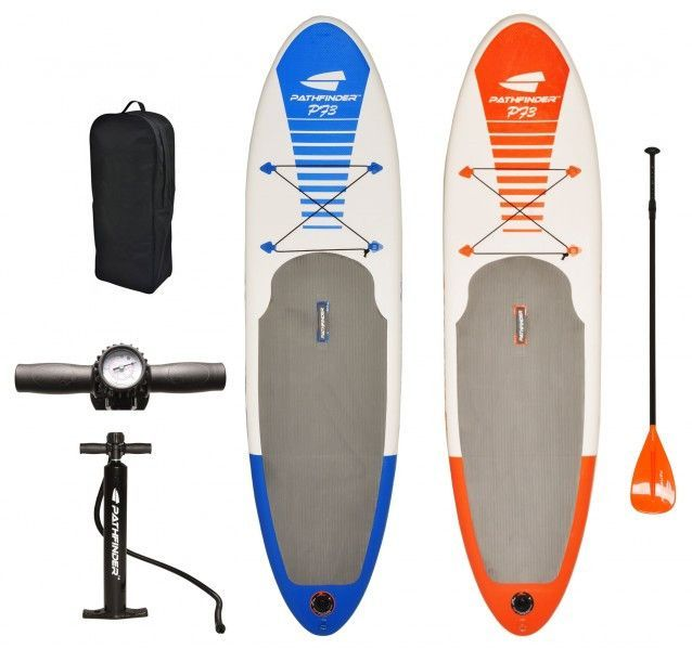 Pathfinder P73 Inflatable Stand Up Paddle Board Review In 2020 Inflatable Sup Standup Paddle Inflatable Paddle Board