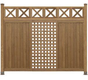 Best 25 Fence Panels Ideas On Pinterest Front Yard