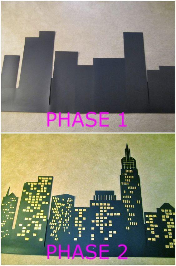 skyline tutorial                                                                                                                                                                                 Más