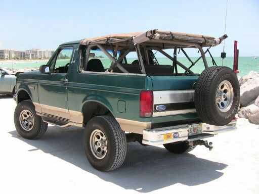 Bronco Soft Top Ford Stuff Pinterest We Broncos And