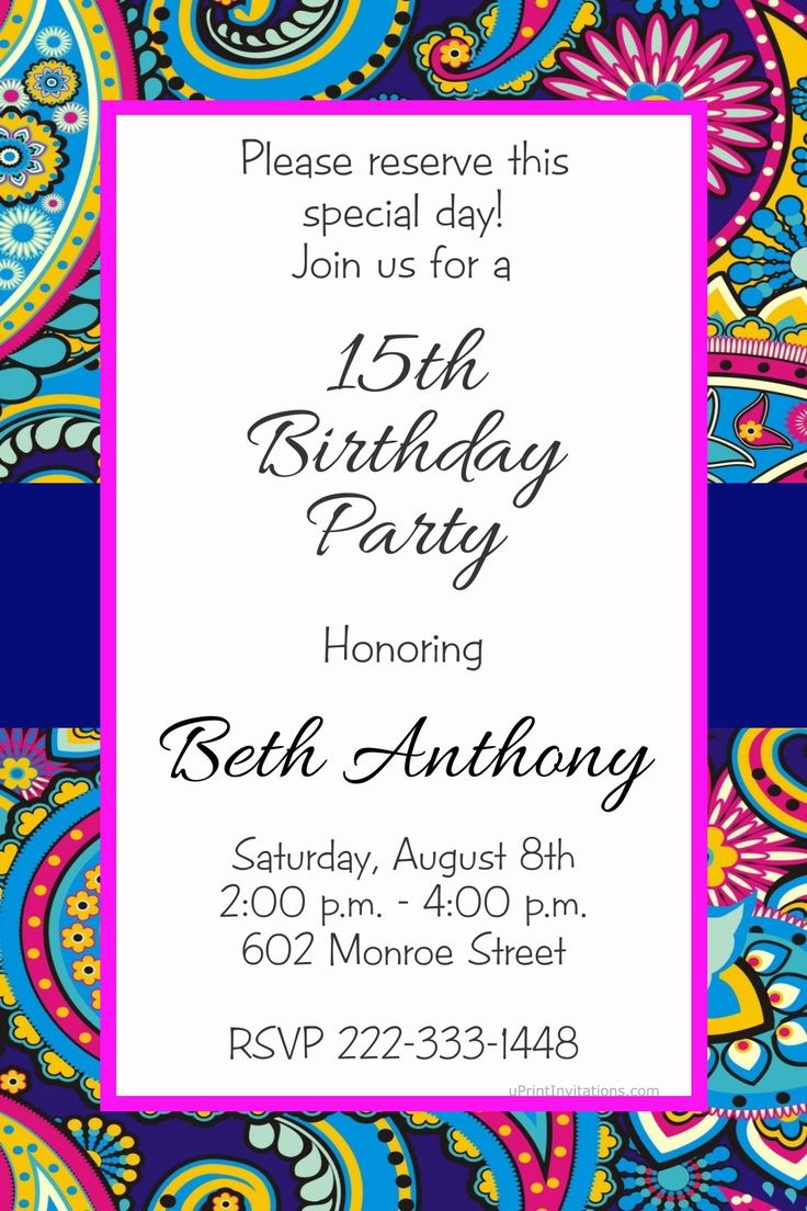 Coloring online no printing - Paisley Print Baby Shower Invitations Any Color Scheme Digital Download Get These Invitations