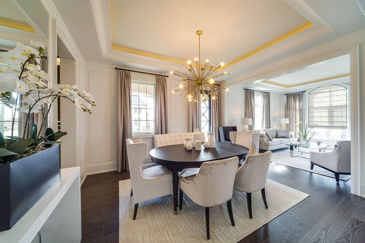 Kleinburg Crown Looking to show the upscale town of Kleinburg that city style could work in a 6,400sqft suburban mansion, the developer sought out Kelly Harvey to design their model home. The fresh white walls, architectural wall panels with inset mirrors, modern fireplace and sleek finishes added a level of sophistication not yet seen in …