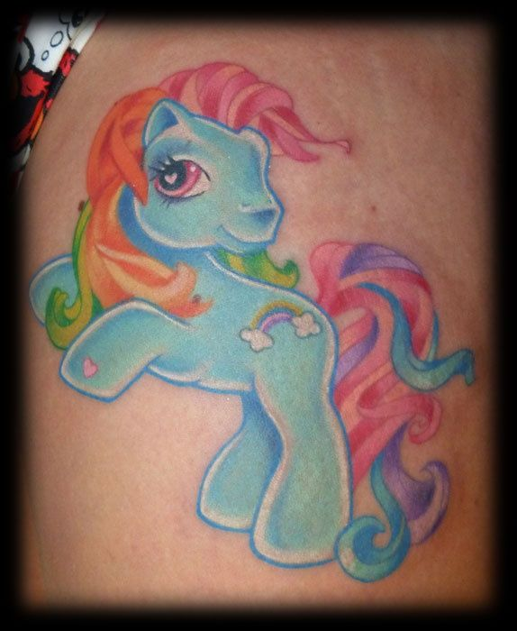 281 best 80s toy tattoos images on pinterest tattoo for My little pony tattoo