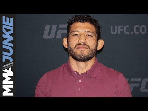 MMA Gilbert Melendez seeking historic fight with Jeremy Stephens at UFC 215