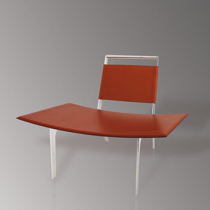 Aliante lounge chair - design Riccardo Beretta - deMilan