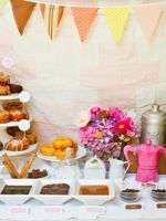Cake And Punch Reception Decor : 1000+ images about Cake and Punch Wedding on Pinterest ...