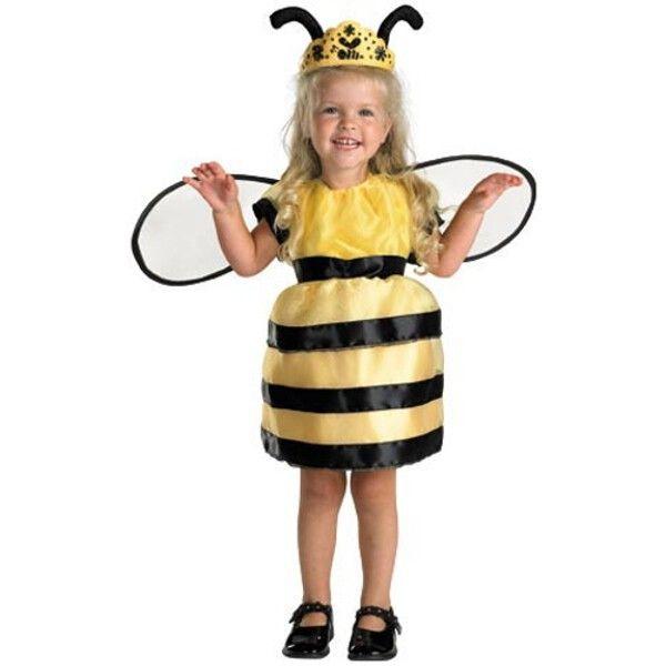 Toddler Cute Queen Bee Costume