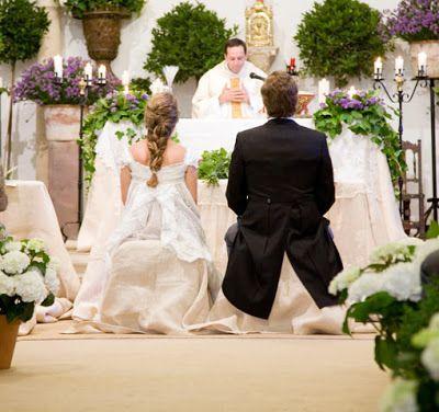 Confesiones de una boda: Una original novia en una boda Telva