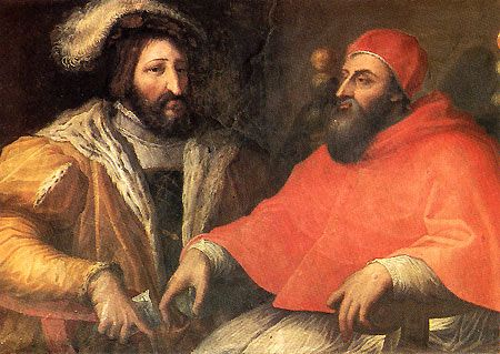 Medici Popes - Leo X and Clement VII