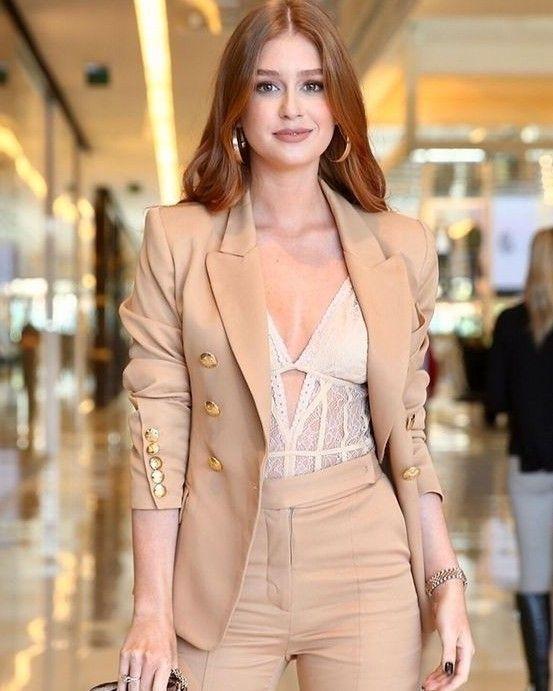 Cómo usar el blazer de mujer de una manera elegante   – Looks com blazer