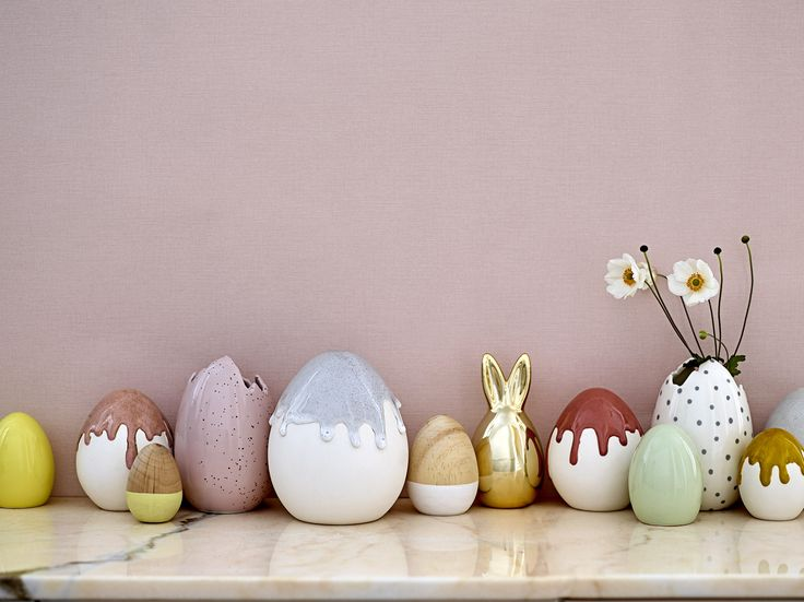 Start preparing your Easter decorations <3 Design by Bloomingville