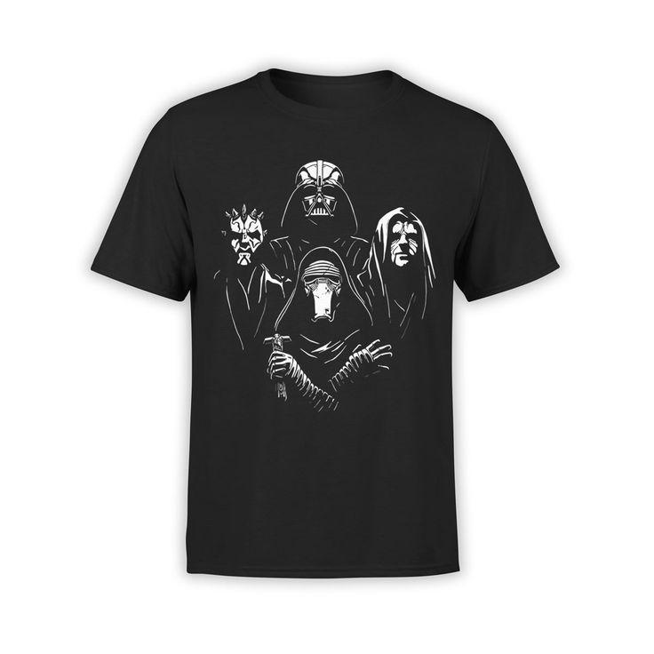 """Unisex Star Wars T-Shirt """"Dark Side"""""""