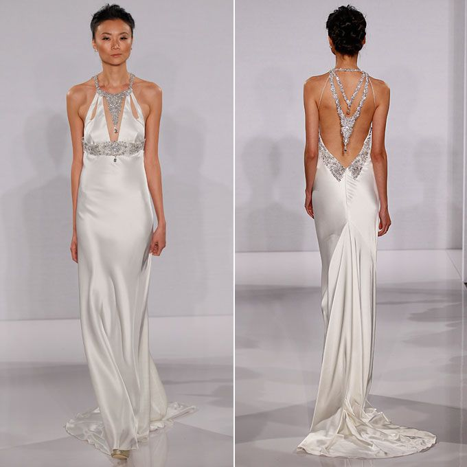 Nice Wedding Dress Trend Sexy Backs
