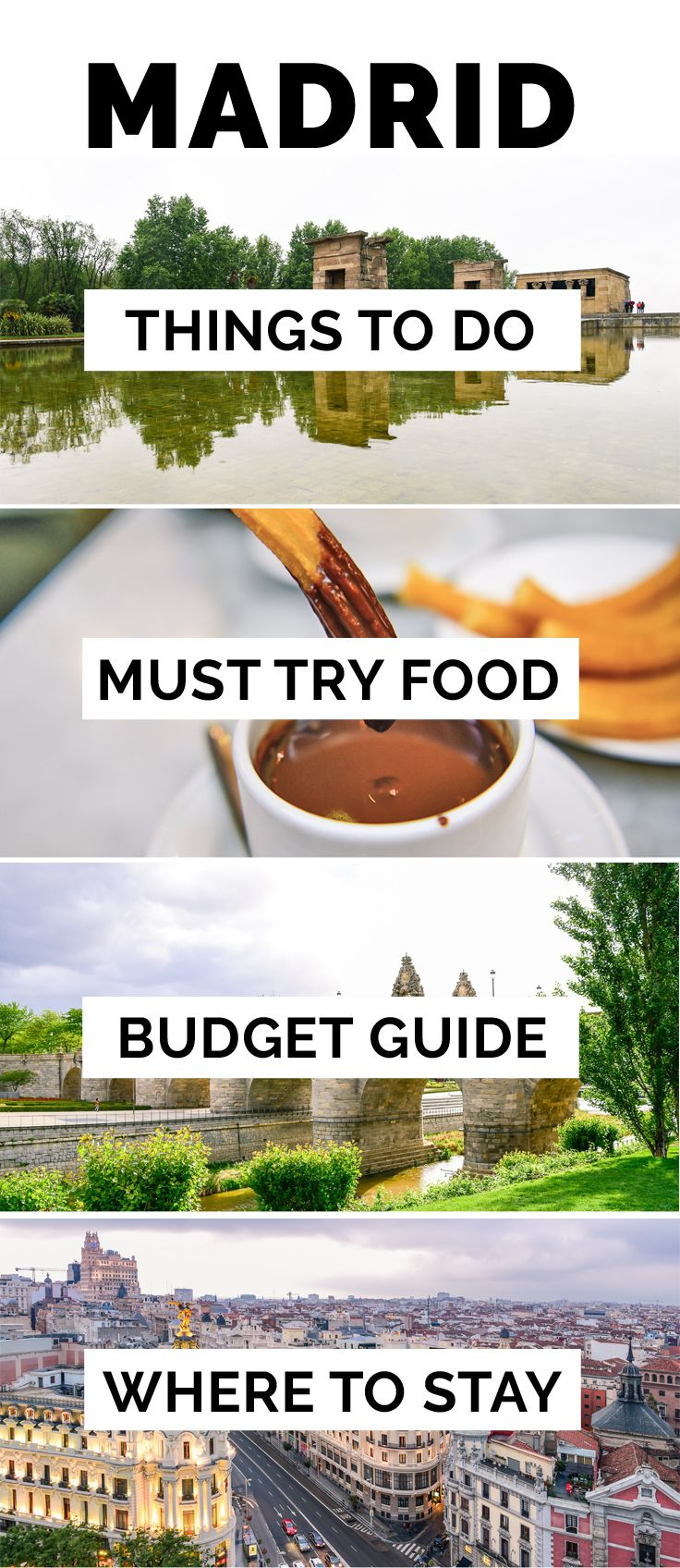 Ultimate travel guide to Madrid, Spain