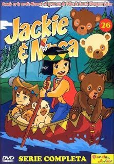 Capitulos de: El bosque de Tallac (Jackie y Nuca)