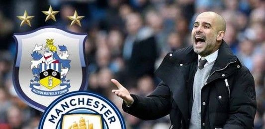 Prediksi Huddersfield Town vs Manchester City 26 November 2017