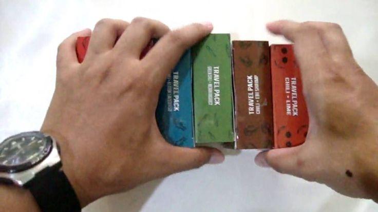 Sambal CUK Edisi Travel Pack