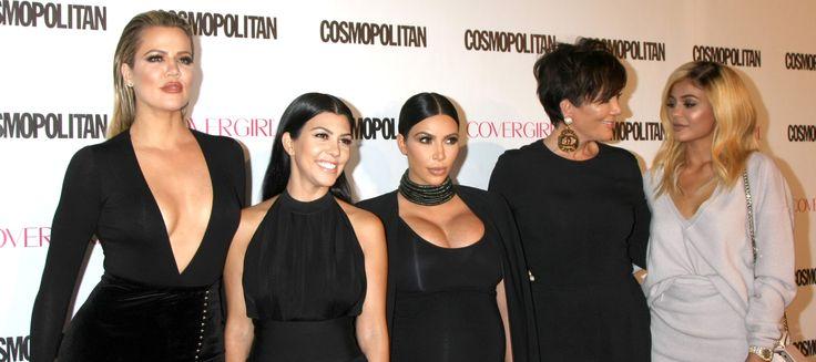 9 Φωτογραφίες Που Αποδεικνύουν Οτι Οι Kardashians Ζουν Σε Παράλληλο Σύμπαν