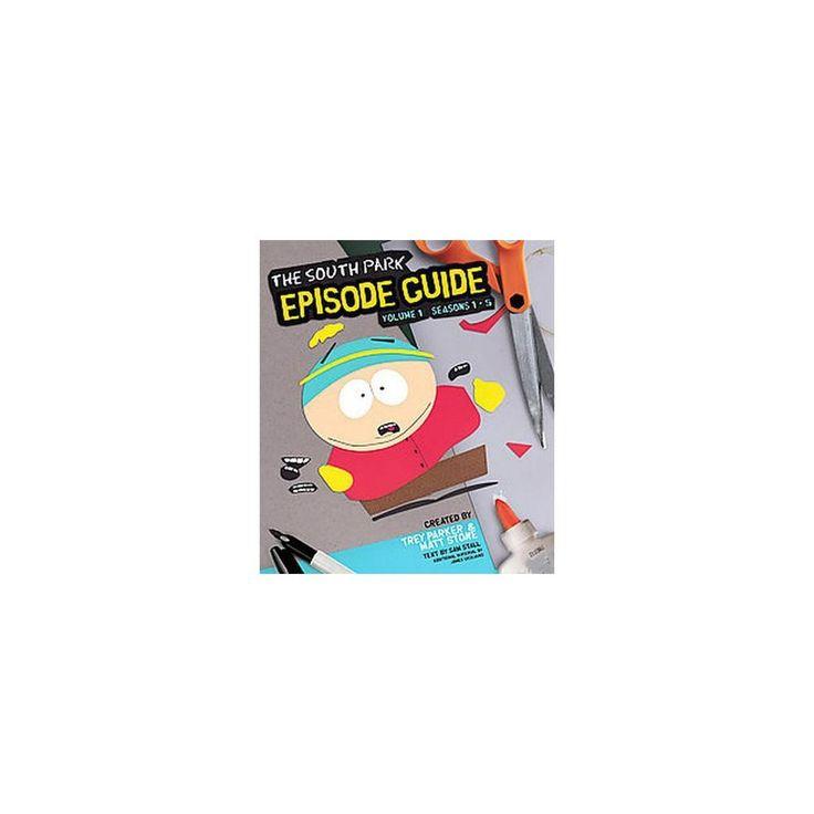 The South Park Episode Guide Seasons 1-5 (1) (Original) (Paperback)