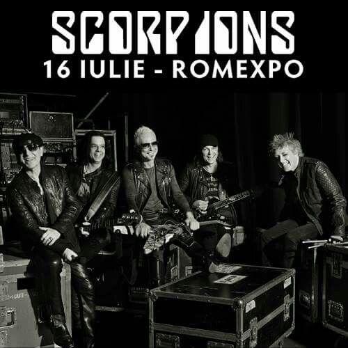 Scorpions - 16 July 2016