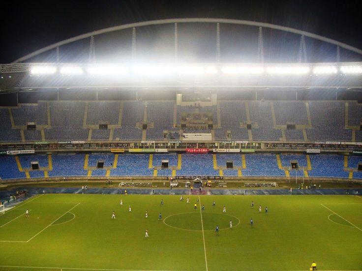 Estádio Olímpico João Havelange (Engenhão / Stadium Rio)