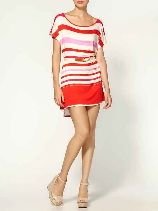 Natalia Belted Tee Dress