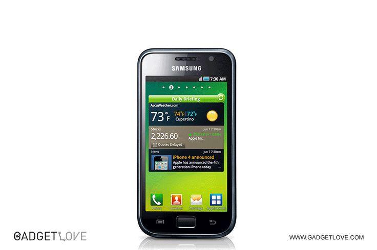 A-Tecno: L'evoluzione dei Samsung Galaxy in una GIF