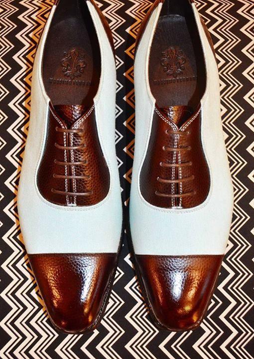 Massimo Ferrari Spectator | Sumptuous Men's Shoes | Pinterest