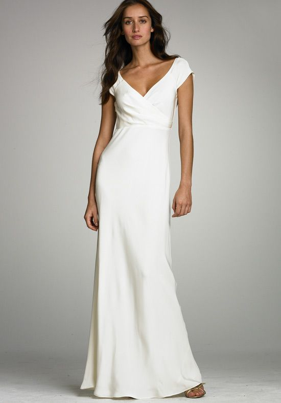 Casual Wedding Dress For Whole