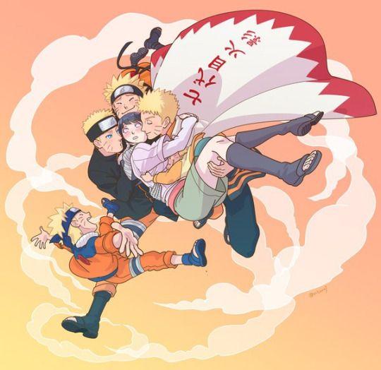 NaruHina. | Personajes de naruto, Naruto, Wallpapers naruto
