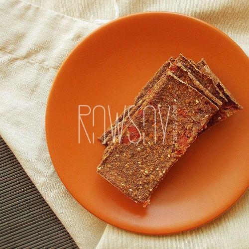Хлебцы с рыбным вкусом - Сыроедение, рецепты и диеты - Rawsay