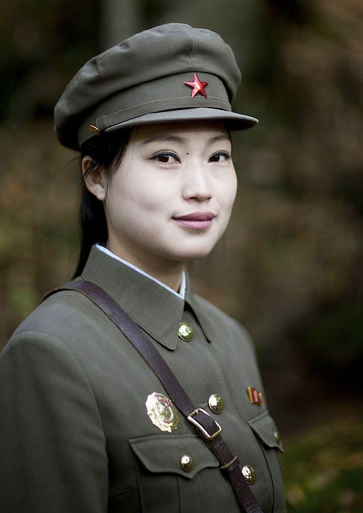 красивые северные кореянки фото прощенным воскресеньем для