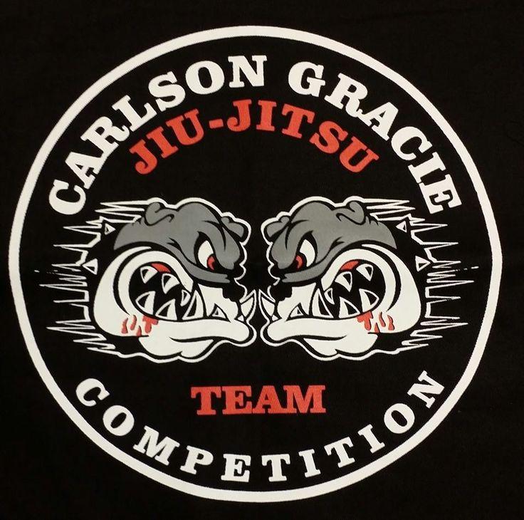 Carlson Gracie Comp Team