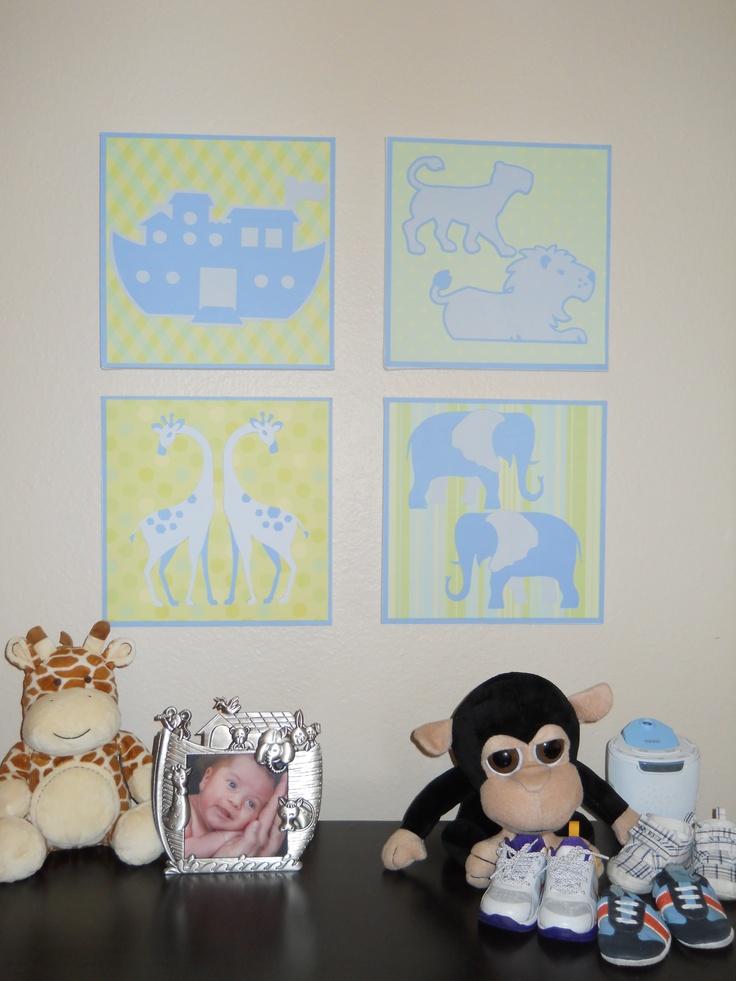 Noah 39 S Ark Nursery Decor From Kid 39 S Stuff Pinterest Nursery