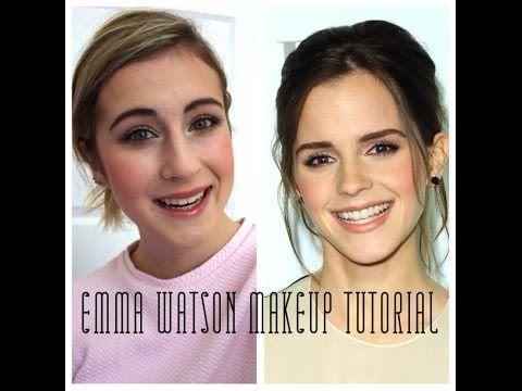 emma watson makeup tutorial - photo #39