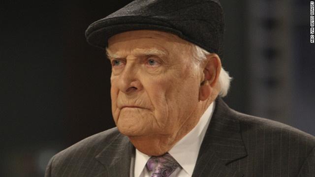 Actor John Ingle played patriarch Edward Quartermaine on the ABC daytime soap opera --General Hospital