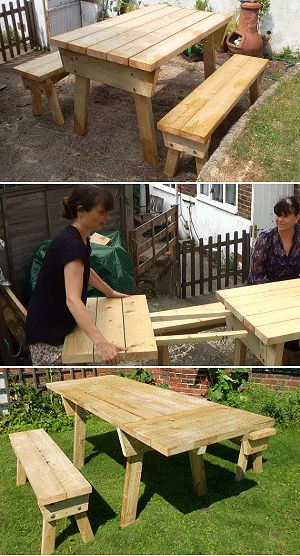 This site is awesome for diy projects...it tells you how much wood you need, the size and everything!!!!!!
