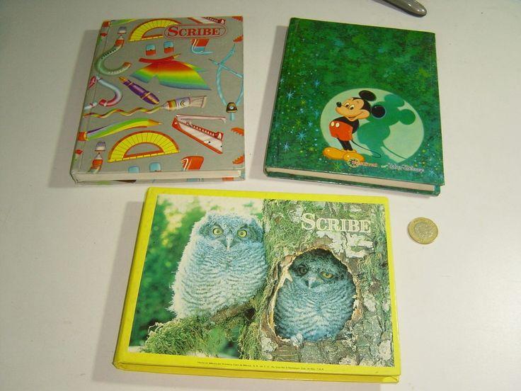 Cuadernos Scribe