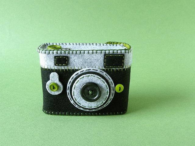 "Camera Camera Case ""Analogu"""