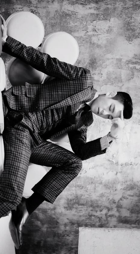 TOP (Choi Seung Hyun) ♡ #BIGBANG – 'DOOM DADA' MV