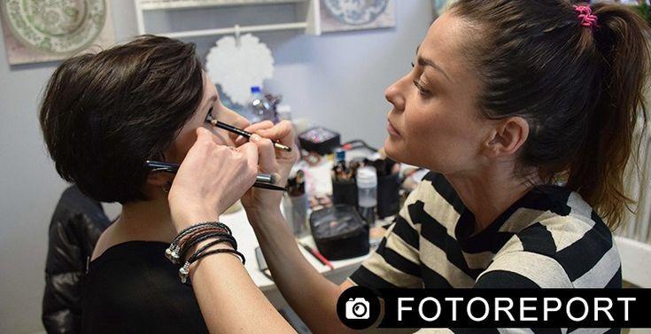 FOTOREPORT: Ako sme fotili Zdenku Žádníkovú Volencovú #modino_sk #magazine #sk #shooting #fotenie #actress #style #photo