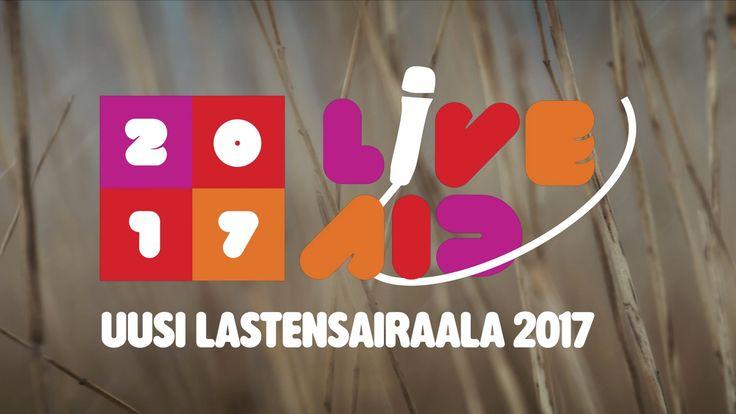 LOHTU - Live Aid Uusi Lastensairaala 2017